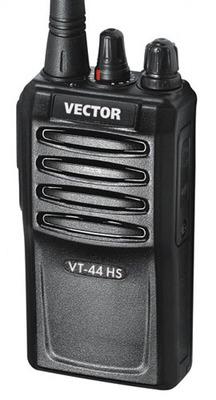 Поступление раций Vector VT-44 HS и др.