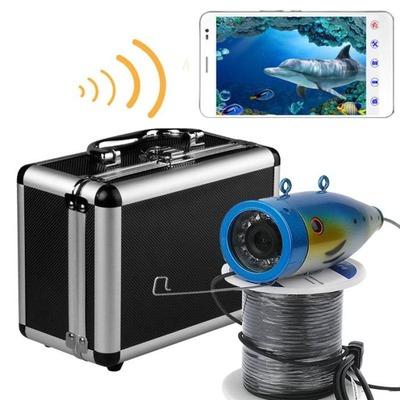 Подводные камеры для рыбалки – характеристики и свойства