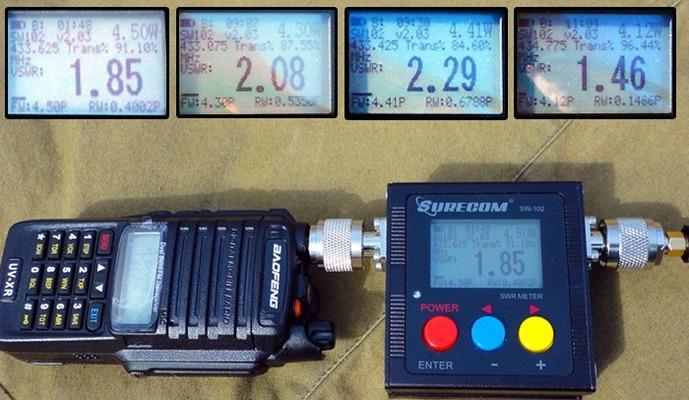 Обзор радиостанции Baofeng UV-Xr  (или Baofeng UV-58 IP67)