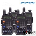 Baofeng UV-5RT - Комплект из 4 шт, Купить Baofeng UV-5RT - Комплект из 4 шт в магазине РадиоВидео.рф, Рации Baofeng Китай