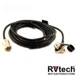 Врезное основание Anli CL-3UHF - кабель с разъемом для крепления автомобильных антенн, Купить Врезное основание Anli CL-3UHF - кабель с разъемом для крепления автомобильных антенн в магазине РадиоВидео.рф, Крепления для антенн