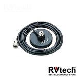 Магнитное основание Anli MC-1-UHF  - кронштейн для крепления автомобильных антенн, Купить Магнитное основание Anli MC-1-UHF  - кронштейн для крепления автомобильных антенн в магазине РадиоВидео.рф, Крепления для антенн
