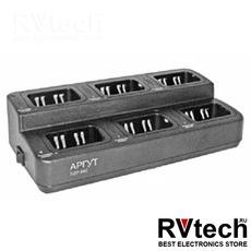 БЗУ-640 - 6-ти позиционное зарядное устройство для АРГУТ Аргут А43, Аргут А44, Аргут А45