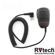 Тангента Comrade CMCP-8 для портативных раций, Разъём - Motorola 2 pin, Купить Тангента Comrade CMCP-8 для портативных раций, Разъём - Motorola 2 pin в магазине РадиоВидео.рф, Comrade
