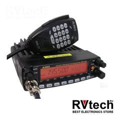 Рация автомобильная ALINCO DR-638 оригинал с доставкой по России, Купить Рация автомобильная ALINCO DR-638 оригинал с доставкой по России в магазине РадиоВидео.рф, UHF/VHF Alinco