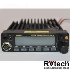 Рация автомобильная ALINCO DR-M06R оригинал с доставкой по России, Купить Рация автомобильная ALINCO DR-M06R оригинал с доставкой по России в магазине РадиоВидео.рф, UHF/VHF Alinco