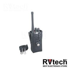 LCBN41 - Чехол защитный кожаный для батареи BL1703 (1700 мАч), Купить LCBN41 - Чехол защитный кожаный для батареи BL1703 (1700 мАч) в магазине РадиоВидео.рф, Чехлы для раций