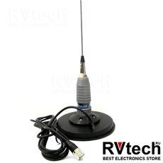 Антенна MEGAJET ML 145 MAG 160  - СИ-БИ антенна 27 МГц на магните, Купить Антенна MEGAJET ML 145 MAG 160  - СИ-БИ антенна 27 МГц на магните в магазине РадиоВидео.рф, Megajet