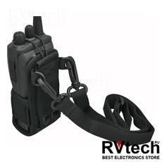 NCN001 - Защитный чехол нейлоновый (неповоротное крепление) чёрный, Купить NCN001 - Защитный чехол нейлоновый (неповоротное крепление) чёрный в магазине РадиоВидео.рф, Чехлы для раций