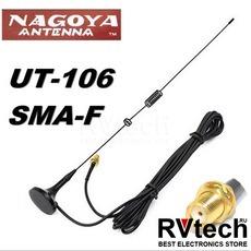 Антенна Nagoya UT-106UV (144/430MHz. магнит), Купить Антенна Nagoya UT-106UV (144/430MHz. магнит) в магазине РадиоВидео.рф, Nagoya