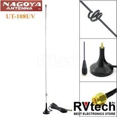 Антенна Nagoya UT-108UV (144/430MHz. магнит) smap, Купить Антенна Nagoya UT-108UV (144/430MHz. магнит) smap в магазине РадиоВидео.рф, Nagoya