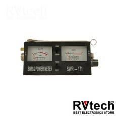 Optim Измеритель КСВ и мощности SWR-171, Купить Optim Измеритель КСВ и мощности SWR-171 в магазине РадиоВидео.рф, Optim