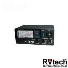 КСВ измерители VEGA SX-200, Купить КСВ измерители VEGA SX-200 в магазине РадиоВидео.рф, Vega