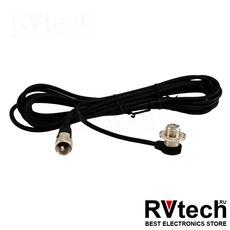 Крепёж врезной с кабелем, Купить Крепёж врезной с кабелем в магазине РадиоВидео.рф, Vector