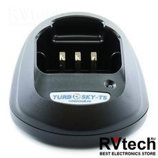 Зарядное устройство TurboSky BCT-T5 для рации TurboSky T4, TurboSky T5, Купить Зарядное устройство TurboSky BCT-T5 для рации TurboSky T4, TurboSky T5 в магазине РадиоВидео.рф, Turbosky