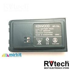 АКБ для рации KENWOOD TH-F9 (BP-79L) 3800mah (c18), Купить АКБ для рации KENWOOD TH-F9 (BP-79L) 3800mah (c18) в магазине РадиоВидео.рф, Kenwood