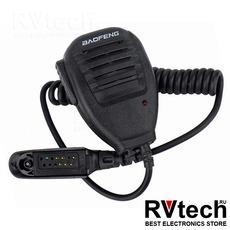 Тангента Baofeng Speaker Mic для BF-9700, Купить Тангента Baofeng Speaker Mic для BF-9700 в магазине РадиоВидео.рф, Baofeng