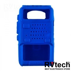 Чехол для рации Baofeng UV-5R синий, Купить Чехол для рации Baofeng UV-5R синий в магазине РадиоВидео.рф, Baofeng