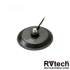 Магнитное основание Anli JM-100-UHF  - кронштейн для крепления автомобильных антенн, Купить Магнитное основание Anli JM-100-UHF  - кронштейн для крепления автомобильных антенн в магазине РадиоВидео.рф, Крепления для антенн