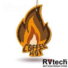 Ароматизатор AVS AFP-002 Fire Fresh (Coffee Hot/Кофе), Купить Ароматизатор AVS AFP-002 Fire Fresh (Coffee Hot/Кофе) в магазине РадиоВидео.рф, Ароматизаторы
