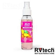 Ароматизатор - спрей (нейтрализатор запахов) AVS AFS-003 Stop Smell (BubbleGum/Бабл гам) 100мл, Купить Ароматизатор - спрей (нейтрализатор запахов) AVS AFS-003 Stop Smell (BubbleGum/Бабл гам) 100мл в магазине РадиоВидео.рф, Ароматизаторы