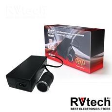 Преобразователь напряжения (сетевой адаптер) 220/12V AVS IN-2210, Купить Преобразователь напряжения (сетевой адаптер) 220/12V AVS IN-2210 в магазине РадиоВидео.рф, Преобразователи напряжения