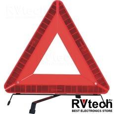Знак аварийной остановки AVS WT-002, Купить Знак аварийной остановки AVS WT-002 в магазине РадиоВидео.рф, Аварийные принадлежности