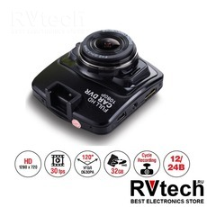 Видеорегистратор автомобильный AVS VR-125HD, Купить Видеорегистратор автомобильный AVS VR-125HD в магазине РадиоВидео.рф, Автоэлектроника