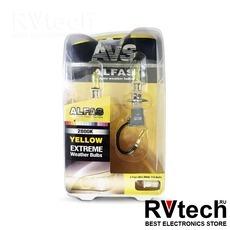 """Газонаполненные лампы AVS """"Alfas"""" """"Максимальная освещённость"""" жёлтый 2800К H1, комплект 2 шт., Купить Газонаполненные лампы AVS """"Alfas"""" """"Максимальная освещённость"""" жёлтый 2800К H1, комплект 2 шт. в магазине РадиоВидео.рф, AVS """"Alfas"""""""