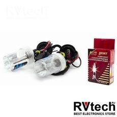 Лампы ксенон HB5 (9007) 4300K (2 шт.) AVS разъём KET, Купить Лампы ксенон HB5 (9007) 4300K (2 шт.) AVS разъём KET в магазине РадиоВидео.рф, Ксенон