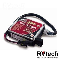 Блок розжига AVS (Standart AC) 9-32V/35W LL-07A разъём KET, 1 шт., Купить Блок розжига AVS (Standart AC) 9-32V/35W LL-07A разъём KET, 1 шт. в магазине РадиоВидео.рф, Блок розжига