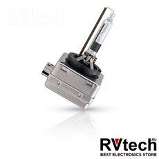Лампы ксенон D1R (5000K) (1 шт.) AVS, Купить Лампы ксенон D1R (5000K) (1 шт.) AVS в магазине РадиоВидео.рф, Лампы автомобильные