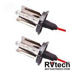 Лампы ксенон H4 (6000K) (2 шт.) AVS разъём KET, Купить Лампы ксенон H4 (6000K) (2 шт.) AVS разъём KET в магазине РадиоВидео.рф, Ксенон