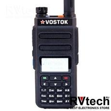 Vostok ST-203k (DMR Tier-2) 5W, 1024 канала, 2600 mAh аналого-цифровая рация, Купить Vostok ST-203k (DMR Tier-2) 5W, 1024 канала, 2600 mAh аналого-цифровая рация в магазине РадиоВидео.рф, Рации Vostok (Россия)