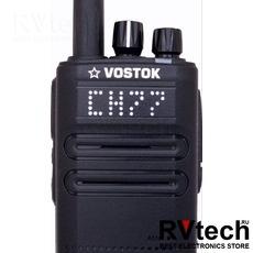 Vostok ST-71 - UHF, 8W, 99 каналов, АКБ 3200 mAh портативная рация, Купить Vostok ST-71 - UHF, 8W, 99 каналов, АКБ 3200 mAh портативная рация в магазине РадиоВидео.рф, Рации Vostok (Россия)