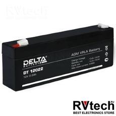 DELTA DT 12022 - Аккумулятор для UPS. 12 V, 2,2 A, Купить DELTA DT 12022 - Аккумулятор для UPS. 12 V, 2,2 A в магазине РадиоВидео.рф, Delta DT