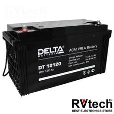 DELTA DT 12120 - Аккумулятор для UPS. 12 V, 120 A, Купить DELTA DT 12120 - Аккумулятор для UPS. 12 V, 120 A в магазине РадиоВидео.рф, Аккумулятор Delta DT