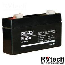 DELTA DT 6015 - Аккумулятор для UPS. 6 V, 1,5 A, Купить DELTA DT 6015 - Аккумулятор для UPS. 6 V, 1,5 A в магазине РадиоВидео.рф, Серия Delta DT