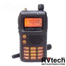 Рация KENWOOD TH-F5 UHF, Купить Рация KENWOOD TH-F5 UHF в магазине РадиоВидео.рф, Рации Kenwood (Япония)