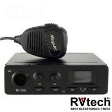 Рация Megajet 100 СИ-БИ рация 27 МГц, Купить Рация Megajet 100 СИ-БИ рация 27 МГц в магазине РадиоВидео.рф, MegaJet