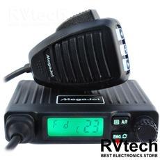 Рация Megajet 50 СИ-БИ рация 27 МГц, Купить Рация Megajet 50 СИ-БИ рация 27 МГц в магазине РадиоВидео.рф, MegaJet