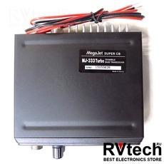Рация Megajet 333 Turbo СИ-БИ рация 27 МГц, Купить Рация Megajet 333 Turbo СИ-БИ рация 27 МГц в магазине РадиоВидео.рф, MegaJet