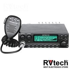 Optim 778 рация СИ БИ (27МГц), Купить Optim 778 рация СИ БИ (27МГц) в магазине РадиоВидео.рф, Optim