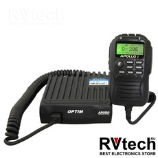 Optim APOLLO рация СИ БИ (27МГц), Купить Optim APOLLO рация СИ БИ (27МГц) в магазине РадиоВидео.рф, Optim