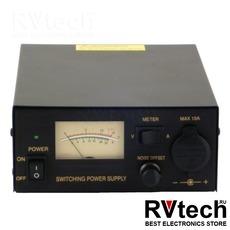 Optim PS-30 Блок питания 220В - 12В, Купить Optim PS-30 Блок питания 220В - 12В в магазине РадиоВидео.рф, Optim