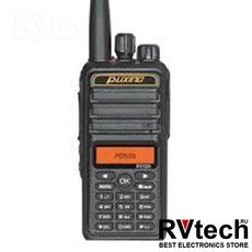 Рация PUXING PD-520 UHF (  цифровая DMR ), Купить Рация PUXING PD-520 UHF (  цифровая DMR ) в магазине РадиоВидео.рф, Puxing