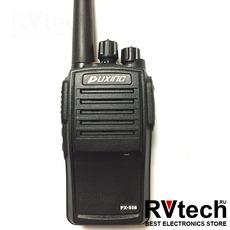 Рация PUXING PX-558D UHF IP67 (  цифровая DpMR ), Купить Рация PUXING PX-558D UHF IP67 (  цифровая DpMR ) в магазине РадиоВидео.рф, Puxing