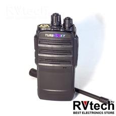 TurboSky T3 Портативная рация UHF диапазона, Купить TurboSky T3 Портативная рация UHF диапазона в магазине РадиоВидео.рф, Рации Turbosky (Россия)