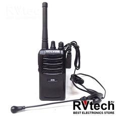 Рация Vector VT-44 HS, Купить Рация Vector VT-44 HS в магазине РадиоВидео.рф, Рации Vector VT (Россия)