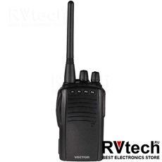 Рация Vector VT-44 PRO, Купить Рация Vector VT-44 PRO в магазине РадиоВидео.рф, Рации Vector VT (Россия)